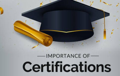 What Types of Certifications Exist